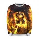 Merchandise Sweatshirt Witcher Gameplay