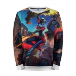 Merchandise Sweatshirt Mexican Overwatch