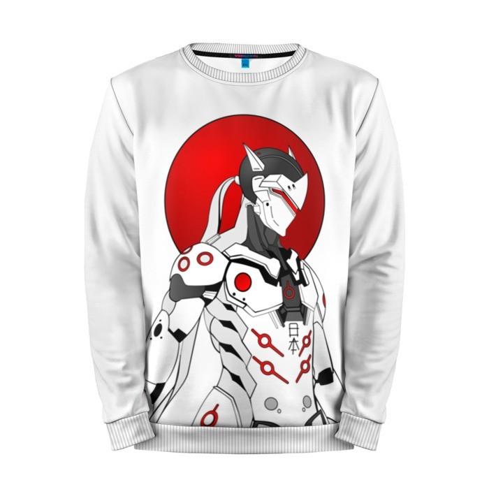 Merchandise Sweatshirt Overwatch Genji Japan