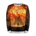 Collectibles Sweatshirt Battle For Azeroth World Of Warcraft