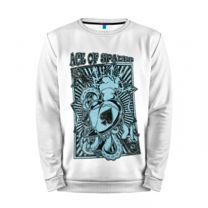 Merchandise Sweatshirt Trump Ace 2 Poker Cards