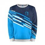 Merch Sweatshirt Team Liquid Uniform Stripes Dota 2