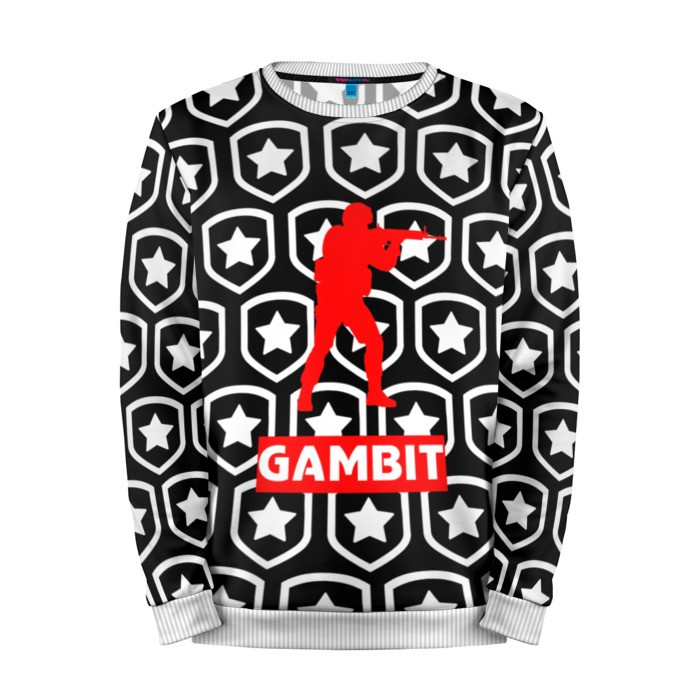 Collectibles Sweatshirt Gambit Counter Strike Counter Strike
