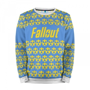 Buy Mens Sweatshirt 3D: FALLOUT COLLECTION Fallout merchandise collectibles