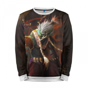 Buy Mens Sweatshirt 3D: Troll World of Warcraft merchandise collectibles