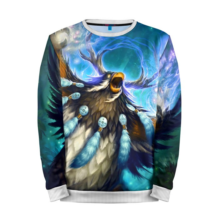 Buy Mens Sweatshirt 3D: Druid World of Warcraft Merchandise collectibles