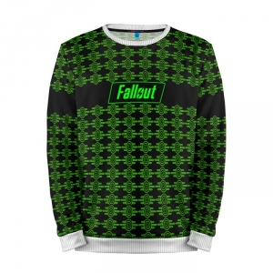 Buy Mens Sweatshirt 3D: Gaming Merchandise Fallout merchandise collectibles
