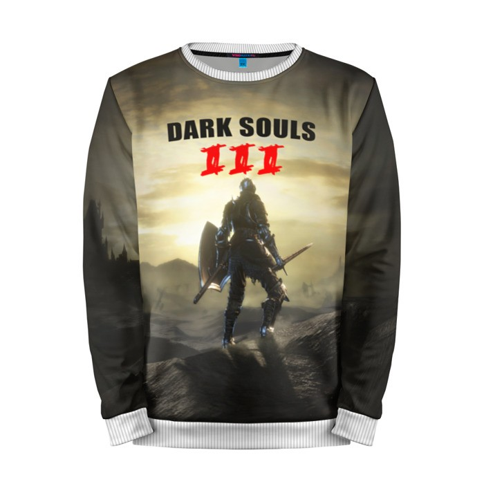 Buy Mens Sweatshirt 3D: Dark Souls III game merch merchandise collectibles