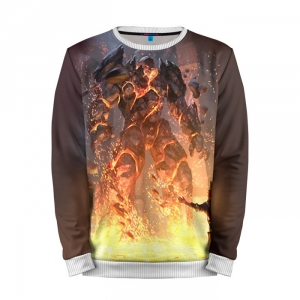 Buy Mens Sweatshirt 3D: gwent 5 The Witcher Card game Merchandise collectibles