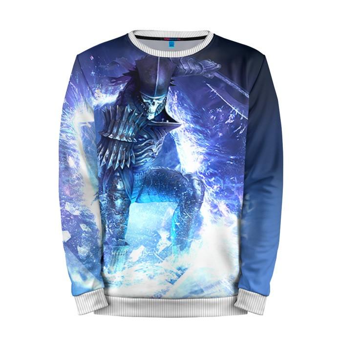 Buy Mens Sweatshirt 3D: Hunt The Witcher Hunting merchandise collectibles