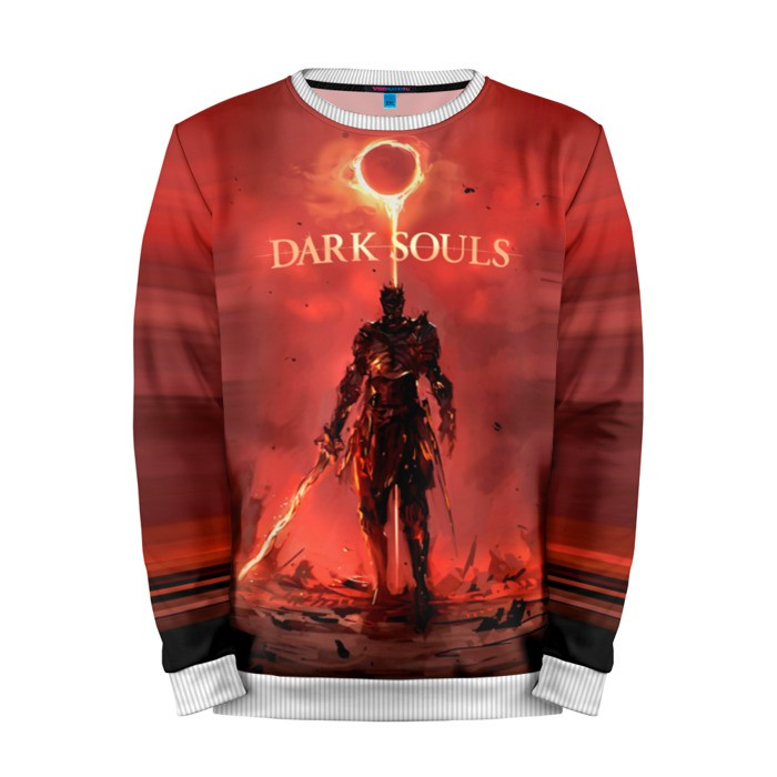 Buy Mens Sweatshirt 3D: Dark Souls game merch merchandise collectibles