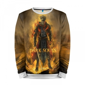 Buy Mens Sweatshirt 3D: Dark Souls gaming art merchandise collectibles