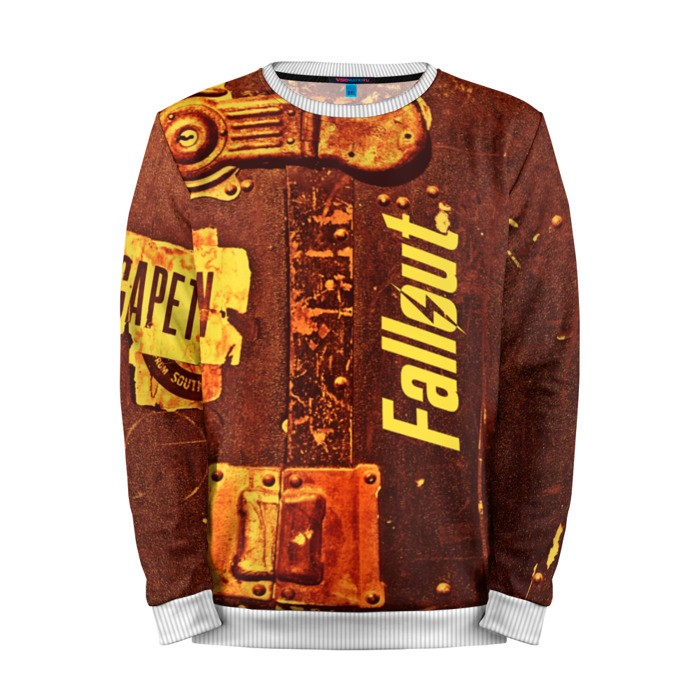Buy Mens Sweatshirt 3D: Fallout the game Art Inspired merchandise collectibles