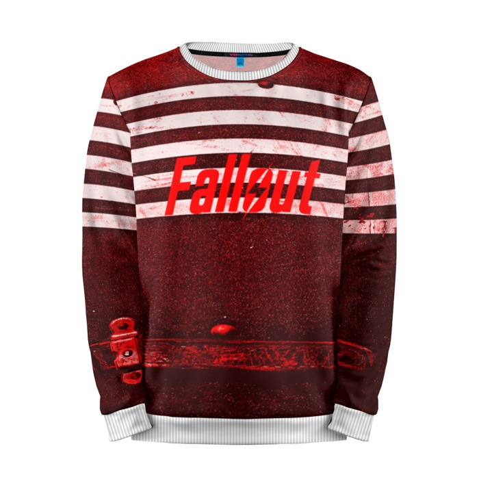 Buy Mens Sweatshirt 3D: Fallout clothing Game merchandise collectibles