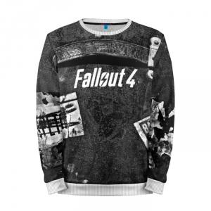 Buy Mens Sweatshirt 3D: Fallout bethesda merchandise merchandise collectibles