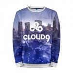 Collectibles Sweatshirt Cloud 9 Counter Strike City Print