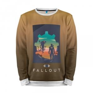Buy Mens Sweatshirt 3D: Fallout 4 art Game Cloth merchandise collectibles