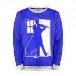 Merch Sweatshirt Doctor Who David Tennant Art 10Th