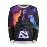 Merchandise Sweatshirt Logo Dota 2 Radiant Dire