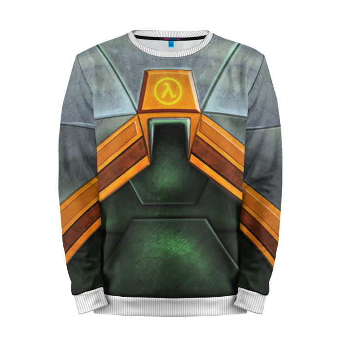 Buy Mens Sweatshirt 3D: Gordon Freeman Armor Half Life merchandise collectibles