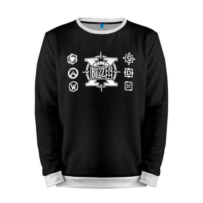 Buy Mens Sweatshirt 3D: BlizzCon 4 Warcraft Merchandise collectibles