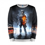 Collectibles Sweatshirt Battlefield Gaming Gaming Sweater