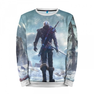 Buy Mens Sweatshirt 3D: The Witcher 3 The Witcher Merchandise collectibles