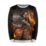 Collectibles Red Orc Sweatshirt 11 World Of Warcraft