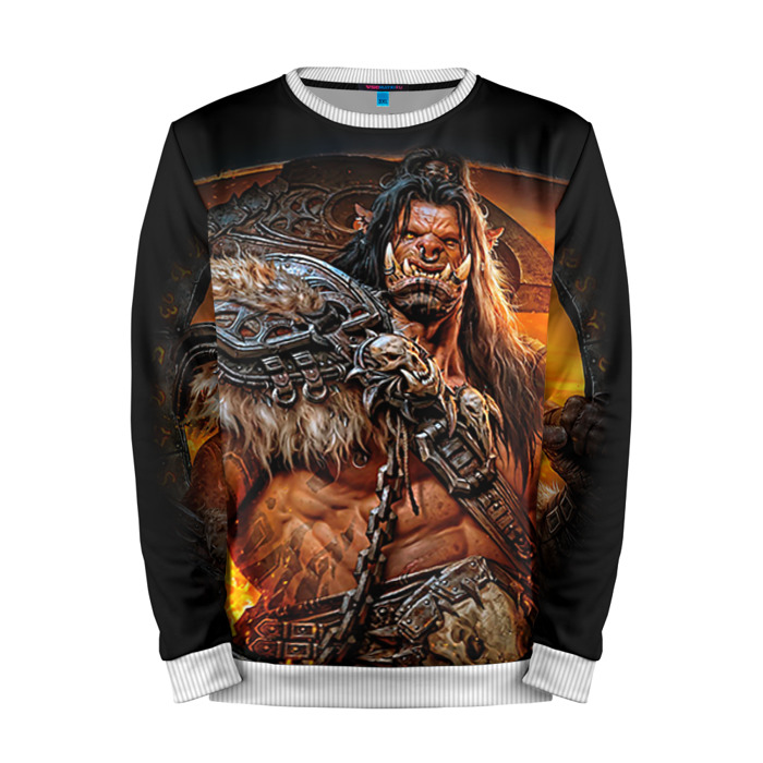 Buy Mens Sweatshirt 3D: 11 World of Warcraft Merchandise collectibles