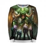 Merch Dungeons Sweatshirt World Of Warcraft Lore