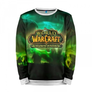 Buy Mens Sweatshirt 3D: WoW: The Burning Crusade Merchandise collectibles