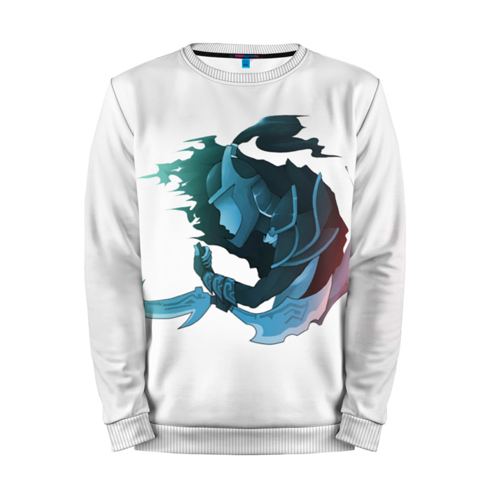 Merchandise Sweatshirt Phantom Assassin Dota 2 Jacket White
