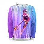 Collectibles Sweatshirt Lux Star Guardian League Of Legends