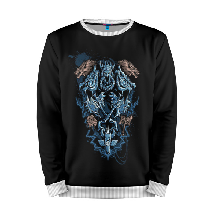 Buy Mens Sweatshirt 3D: Shaman World of Warcraft Merchandise collectibles