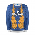 Collectibles Sweatshirt Fire Elemental Counter Strike