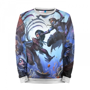 Buy Mens Sweatshirt 3D: Heroes of the Storm Shooter merchandise collectibles