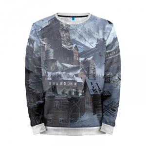 Collectibles Sweatshirt Tomb Raider Lara Croft Mountains