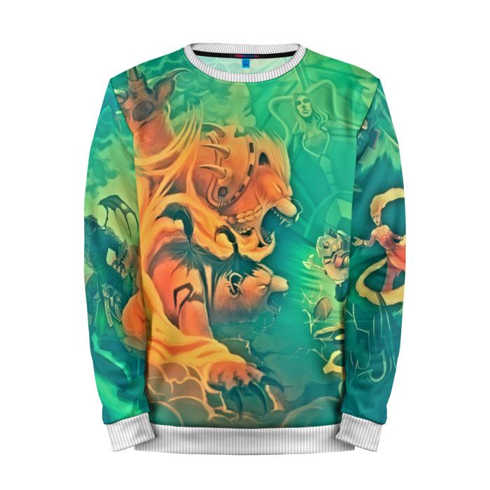 Collectibles Sweatshirt Clockwerk Beasts Dota 2
