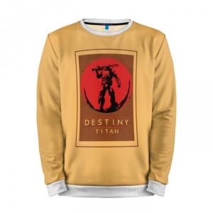 Merch Sweatshirt Titan Red Destiny