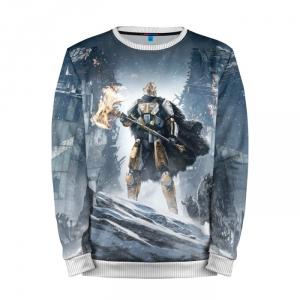 Buy Mens Sweatshirt 3D: Rise of Iron Destiny Merchandise collectibles