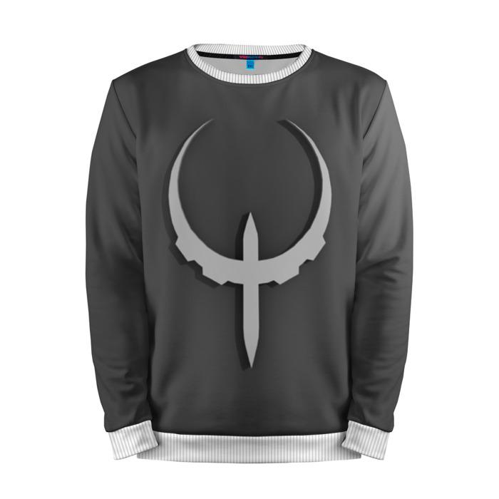 Buy Mens Sweatshirt 3D: Quake Champions Game Merchandise collectibles