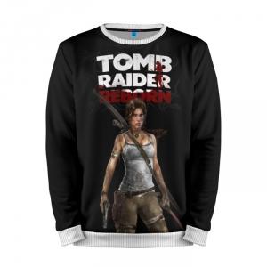 Collectibles Sweatshirt Tomb Raider Lara Croft Reborn