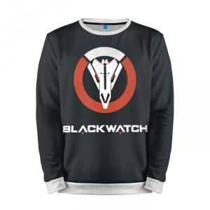 Buy Mens Sweatshirt 3D: Blackwatch Overwatch Merchandise collectibles