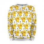 Merch Sweatshirt Pikachu Pokemon Go Print