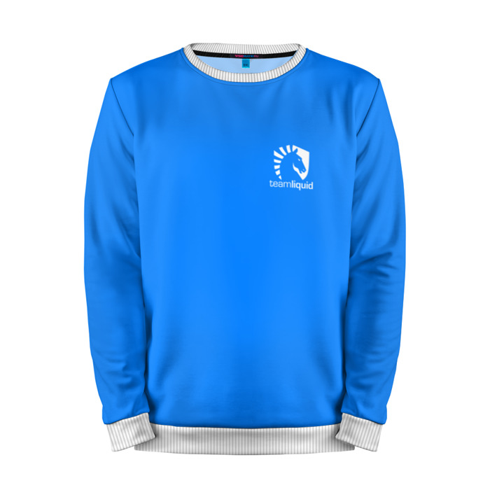 Buy Mens Sweatshirt 3D: Team Liquid Uniform Dota 2 jacket merchandise collectibles