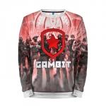 Merchandise Sweatshirt Gambit Counter Strike