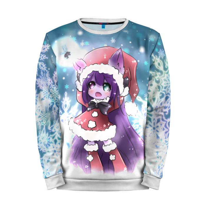 Buy Mens Sweatshirt 3D: Снег League Of Legends merchandise collectibles
