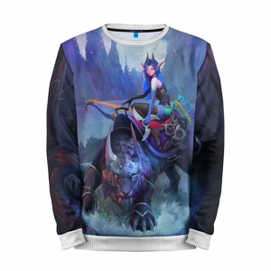 Buy Mens Sweatshirt 3D: Luna Dota 2 jacket merchandise collectibles