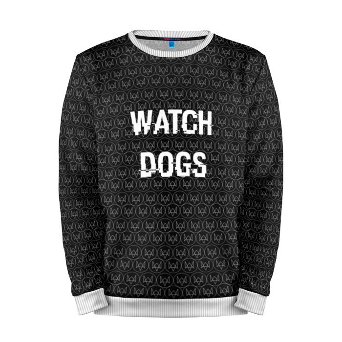 Buy Mens Sweatshirt 3D: Apparel Watch Dogs 2 merchandise collectibles