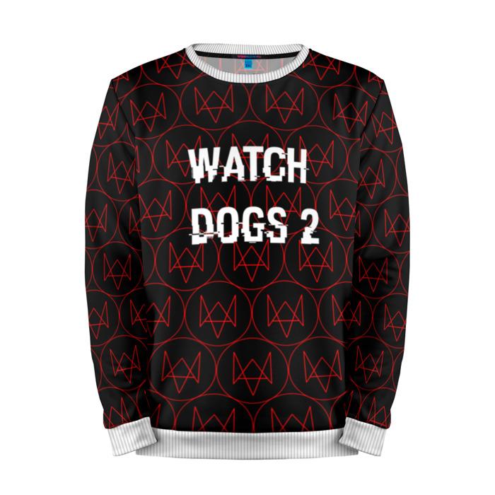Buy Mens Sweatshirt 3D: Watch Dogs 2 Presents merchandise collectibles
